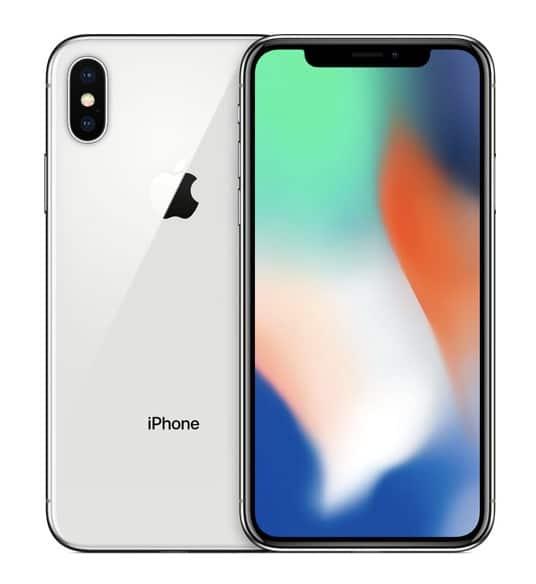 iPhone X, móvil de 5 pulgadas