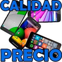 móviles calidad precio