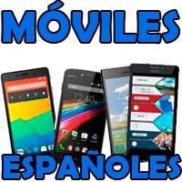 móviles españoles