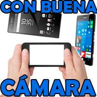 móviles con buena cámara