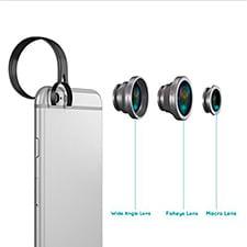 dodocool distintas lentes