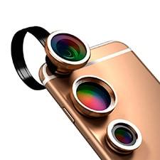 comprar dodocool lentes fisheye 3 en 1 baratas