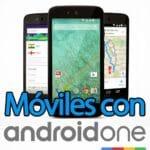 Móviles con Android puro